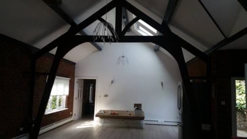 tehlové obklady v interiéry