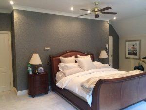 tapety v spálni