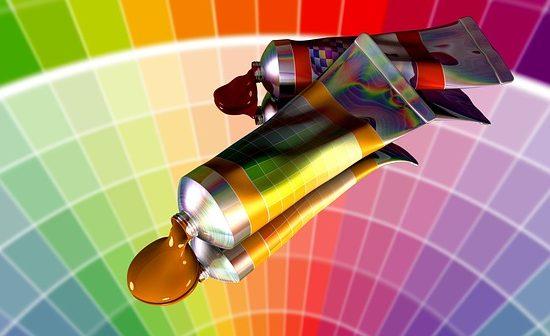 farby a ich kvalita